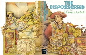 Dispossessed Book Cover