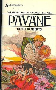 Pavane Book Cover