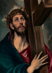 Christ Carrying the Cross - El Greco (1580)
